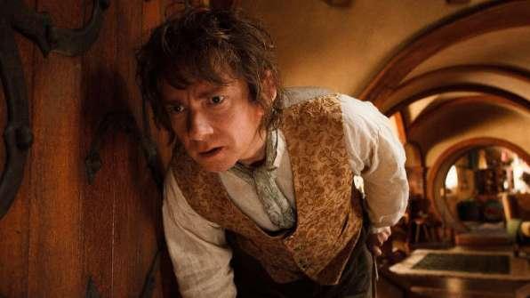 Bilbo Baggins as Martin Freeman
