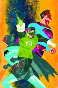 Batman/Superman #24 by Dave Bullock