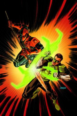 Deathstroke #10 by Dave Johnson