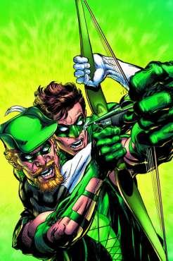 Green Arrow #44 by Neal Adams