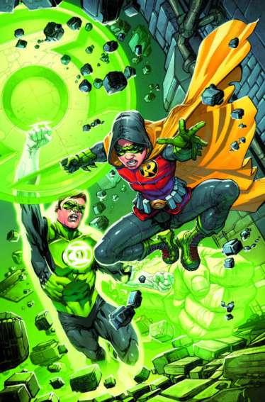 Robin #04 by Howard Porter