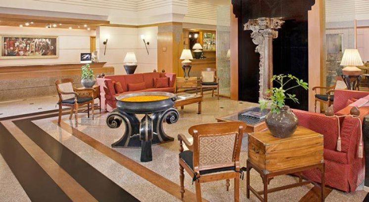 Trident Cochin Lobby
