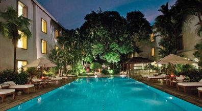 Trident Cochin Swimming-Pool