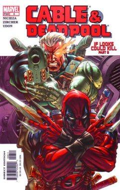 Cable & Deadpool #006