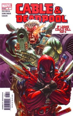 Cable & Deadpool #006