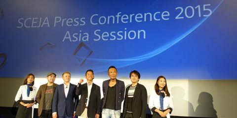 Sony Press Conference Group-Photo