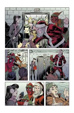 Gwenpool Special #1 - Preview 2