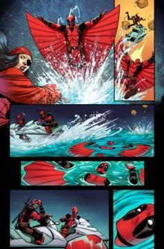 Deadpool #7 - Preview 4