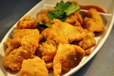 Crispy Salted Chicken