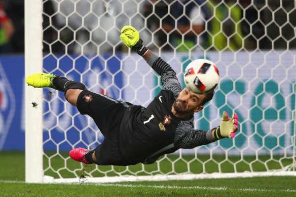 UEFA 16 Starting 11_Goalkeeper-Rui Patricio