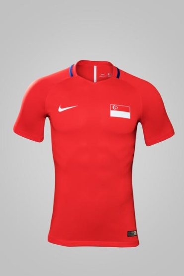 The new Singapore NTK Home Jersey