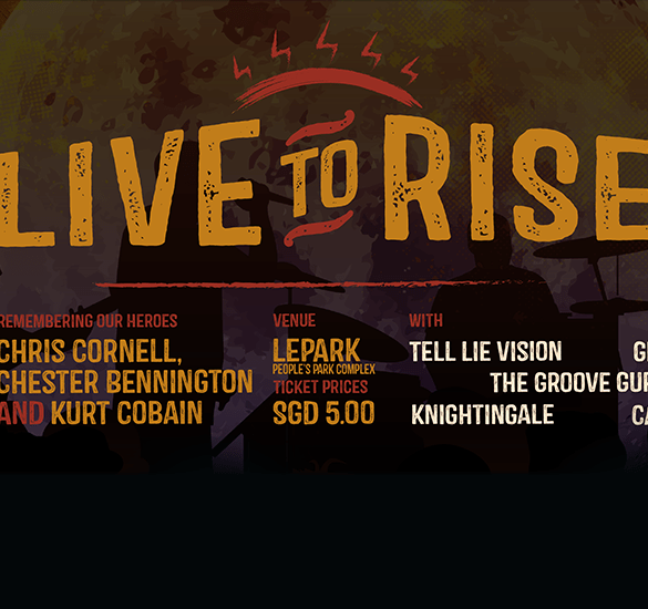 Live To Rise by The Fandom Menace