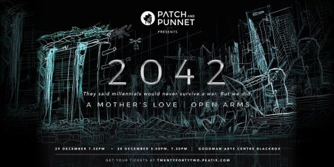 Patch and Punnet Presents 2042