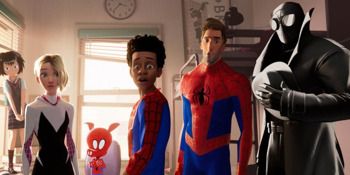 Into the Spider-Verse Review_Feature
