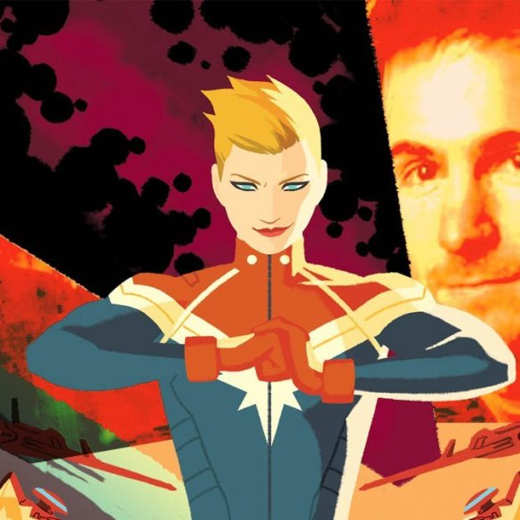Captain Marvel Anna Ryan Featured - Justsaying.ASIA