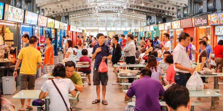 Hero Singapore Hawkers