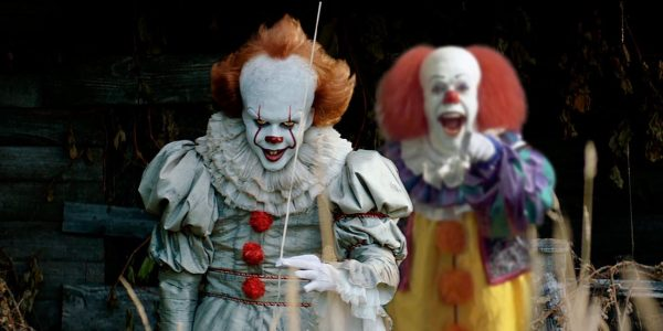 Pennywise in It The Movie