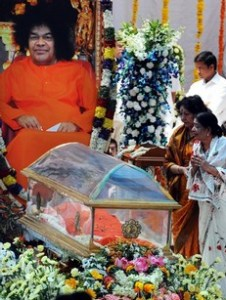sai baba passed away
