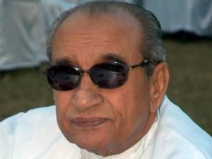Hakim Ali Zardari father of Asif Ali Zardari
