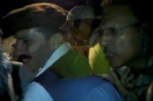 PTI Sit in Protest Fight