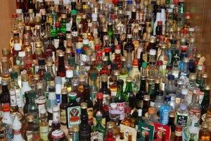liquor bottles in pakistan