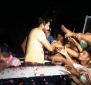 Shahid-Afridis-reception-at-Karachi-on-his-return