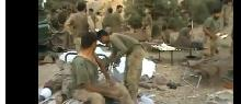 Pakistan Army Check Post after NATO Attack