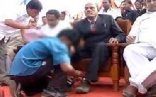 Indian Minister Bisen