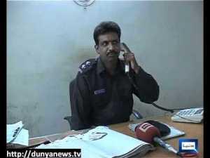 funny pakistani police
