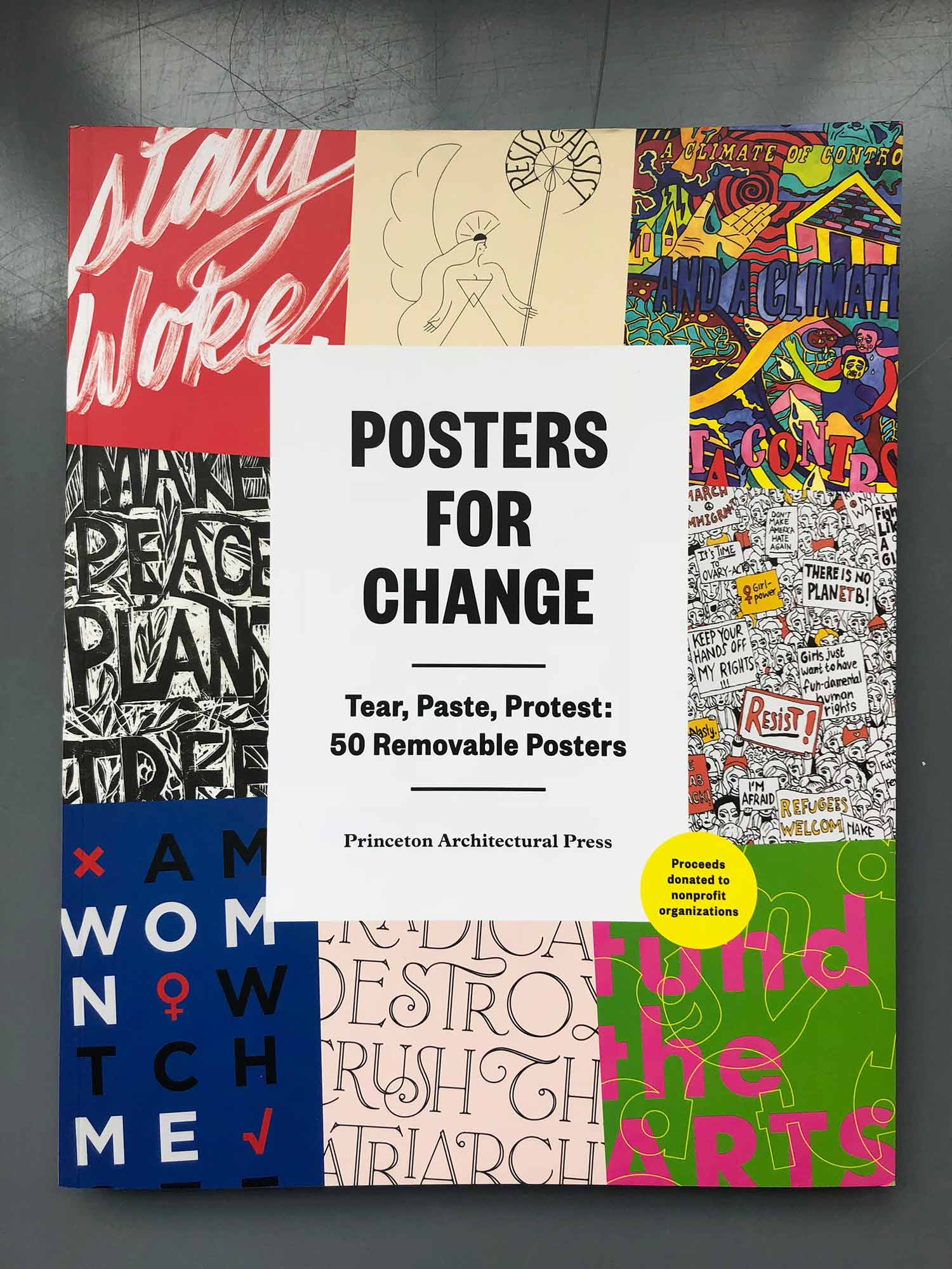 justseeds posters for change