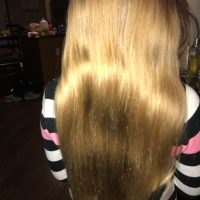 10 year old Virgin Hair- 16inches