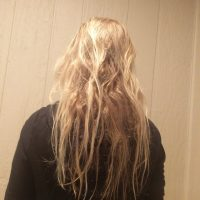 BEAUTIFUL LONG BLONDE HAIR FOR SALE!!
