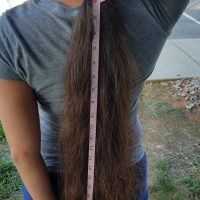 23 inches virgin hair for sale