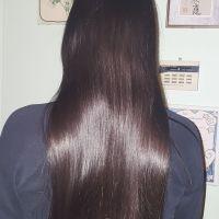 Pin Straight Asian Hair