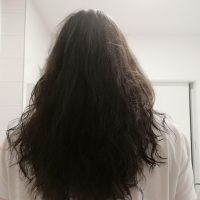 """Dark Brown Virgin Hair 18"""""""