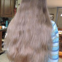 "12"" Child's Dirty Blonde Virgin Hair"