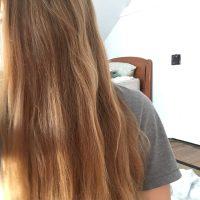 "strawberry blonde virgin hair 12"""