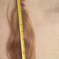 """17"""" blonde virgin hair"""