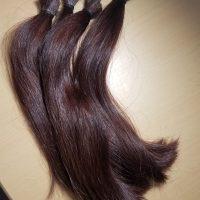 10 in. Hispanic Untreated Hair