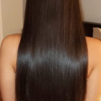 Soft and Shiny Long Brown Virgin Hair