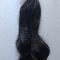 16 inch Virgin Indian black hair