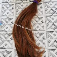 (make an offer!) Virgin Red 15 Inches of Beautiful Hair