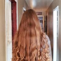 Vegan virgin hair