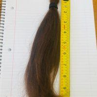 (CHEAP!!!) Straight Virgin Brown Hair