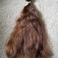 20 inch Thick Virgin Brown Long Hair!l!