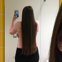 Virgin 13-inches hair