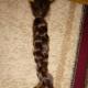 """45 cm/ 18"""" virgin hair. Please, read the details."""