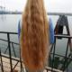 Super Thick Long Blonde Hair