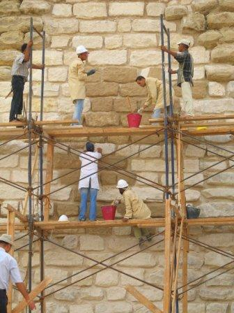 Pyramid Restoration by Dyoptria