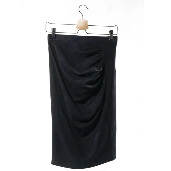 Max Mara, gonna, tubino, skirt, blu
